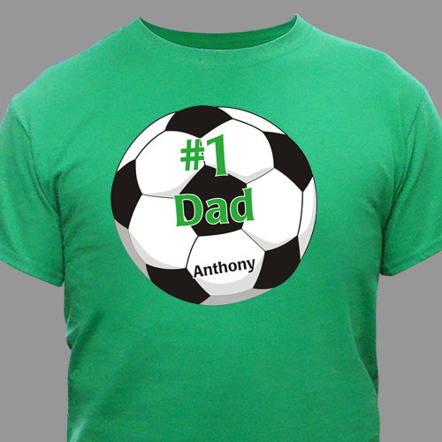 Personalized Dad T-shirt