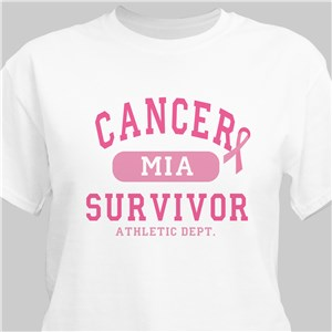 Breast Cancer Shirts | Personalized Breast Cancer Shirt