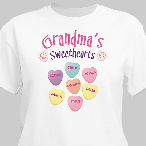 Sweethearts Candy T-Shirt