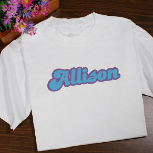 Personalized Youth T-shirt