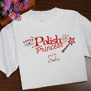Polish Princess Youth T-shirt