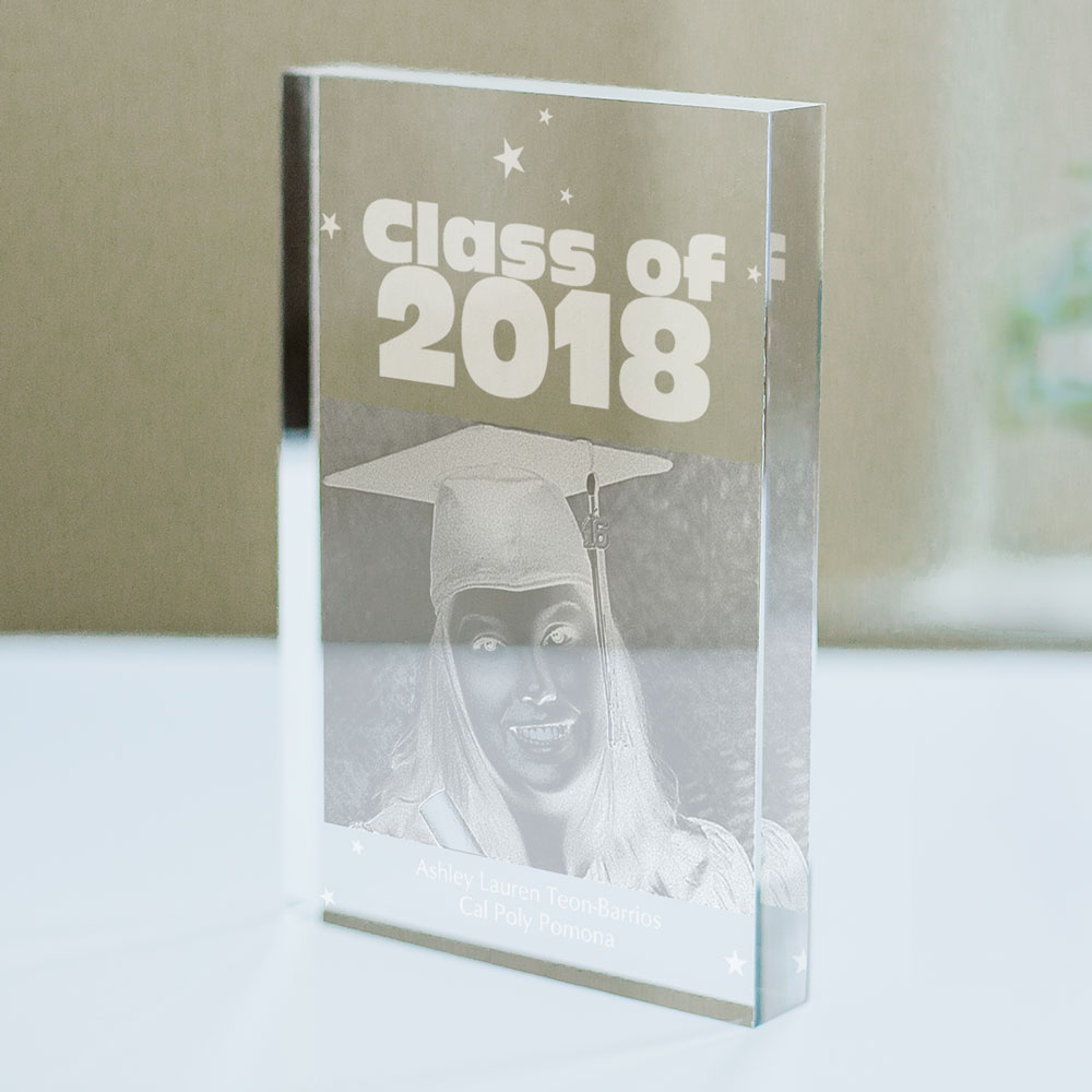 Personalized Graduation Photo Keepsake | Graduation Keepsake Gifts