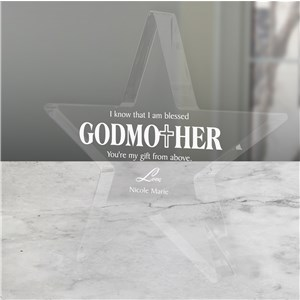Godmother Star Keepsake 334107