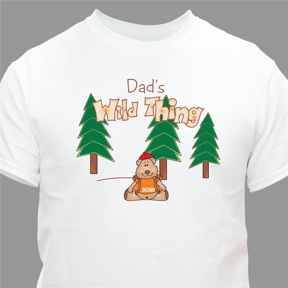 Wild Things T-Shirt | Grandpa Shirts
