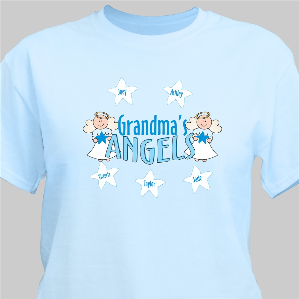 Angels Personalized T-Shirt | Personalized T-shirts