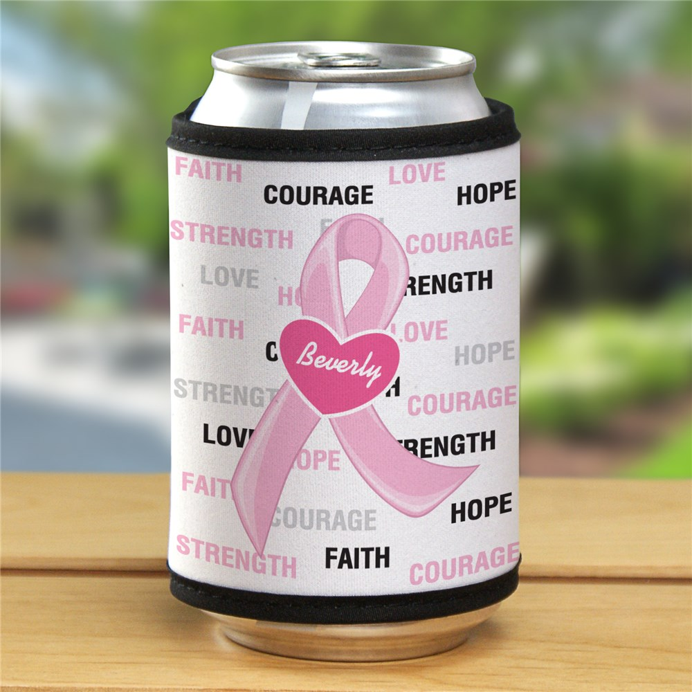 Hope and Love Breast Cancer Can Wrap  336639