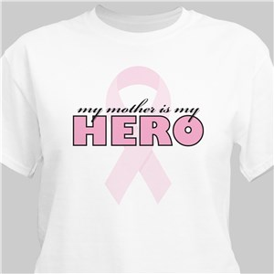 Personalized My Hero Awareness T-Shirt | Personalized T-shirts
