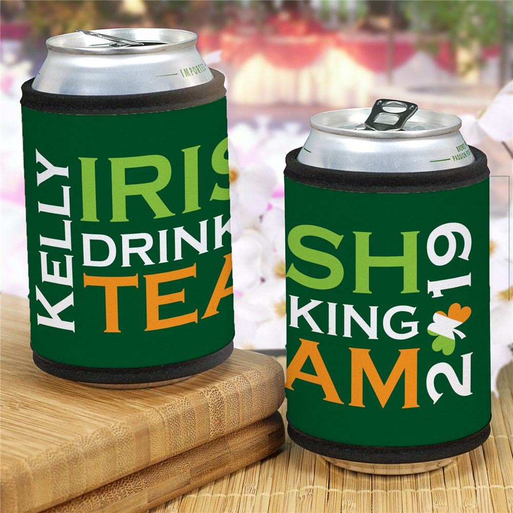 St. Patrick's Day Gear | Irish Can Wrap
