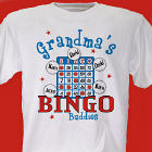 Bingo  Personalized T-Shirt