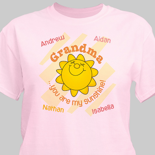 You Are My Sunshine Mother's T-Shirt