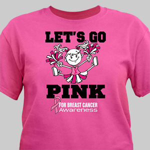 Breast Cancer Awarenss T-Shirt 37876x