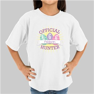 Easter Egg Hunt T-Shirt | Easter T-Shirt For Toddlers