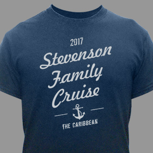 Family Event Personalized T-Shirt 39578X