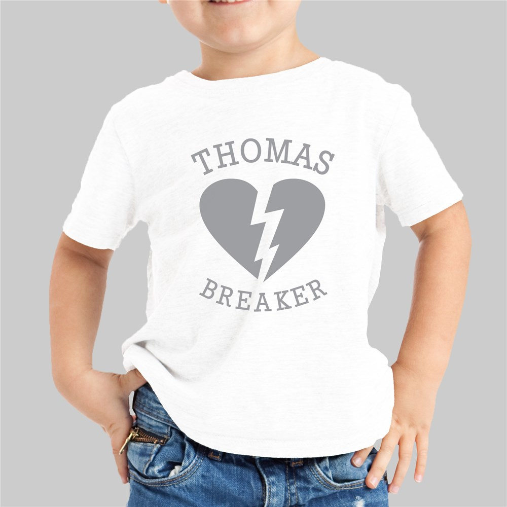 Heartbreaker Personalized T-Shirt 39992X