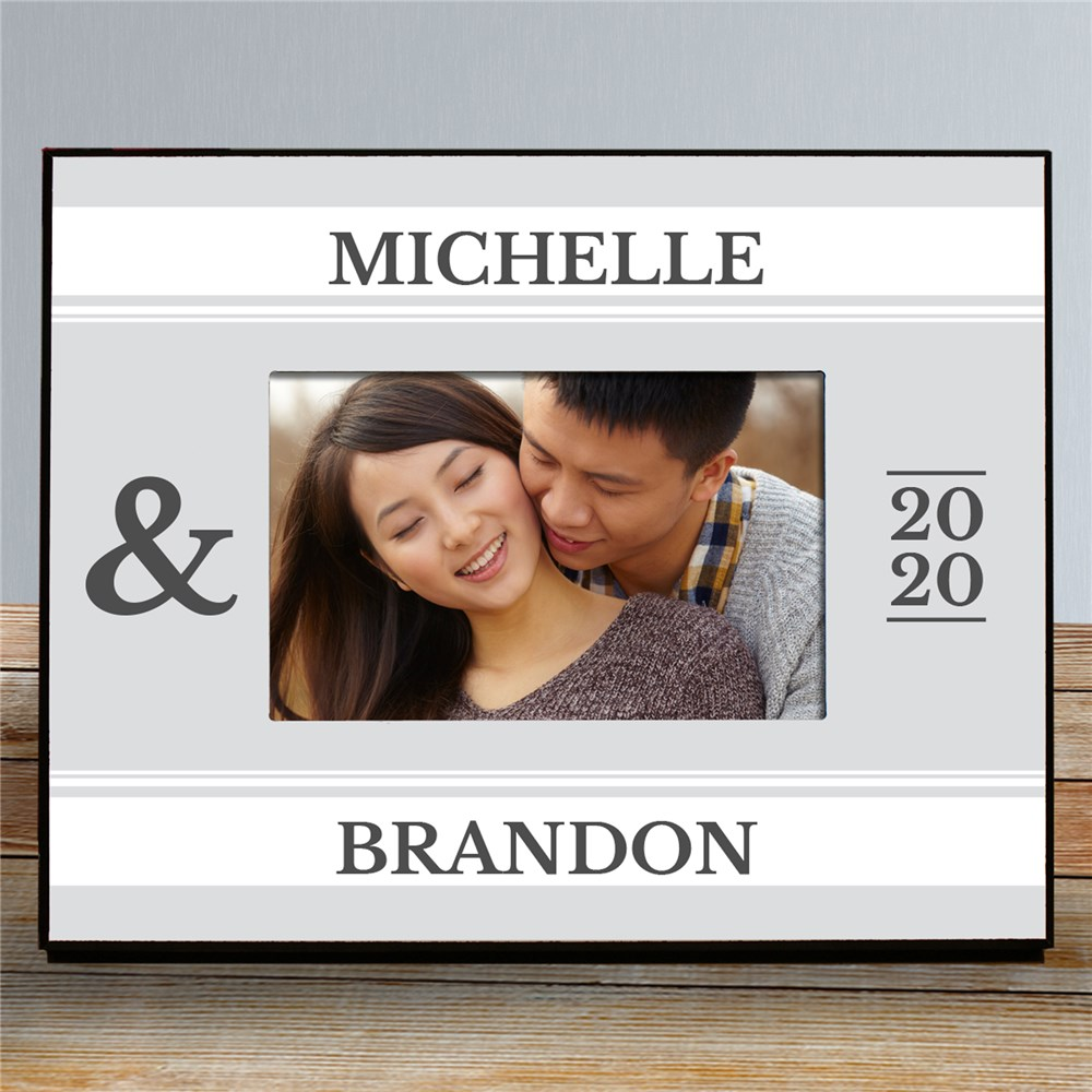 Personalized You and Me Couples Frame | Romantic Home