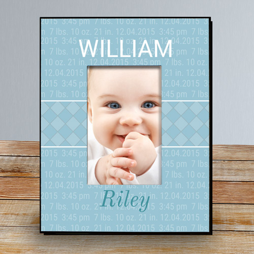 Personalized Baby Photo Frame | Personalized Baby Frames