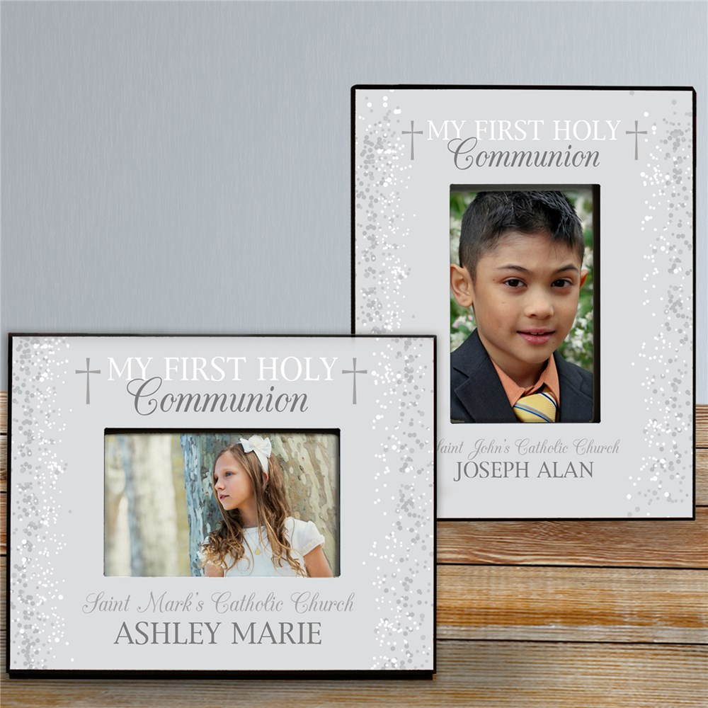 Picture Frame For Communion | Personalized Frame For Communion