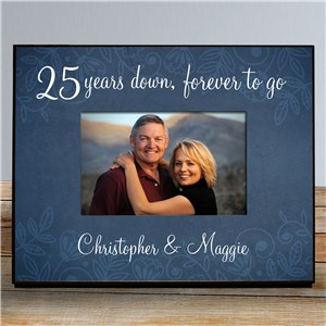 Customized Picture Frames | Anniversary Picture Frames Personalized