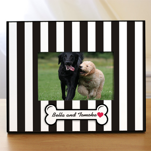 Personalized Dog Picture Frame