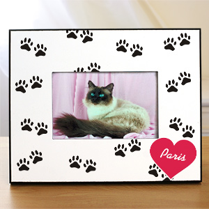 Personalized Pet Picture Frame