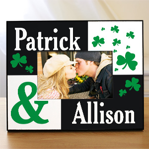 Just the Two of Us Personalized Picture Frame | Personalized Picture Frames