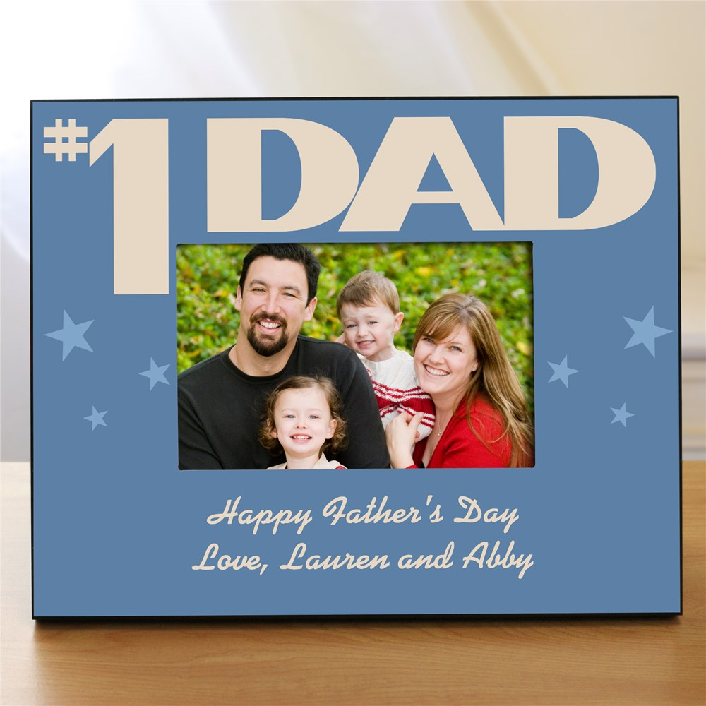 Father's Day Picture Frames | Personalized Frames For Dad