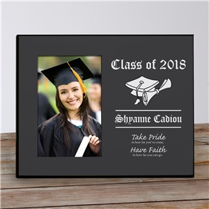 Personalized Graduation Printed Frame | Graduation Frames