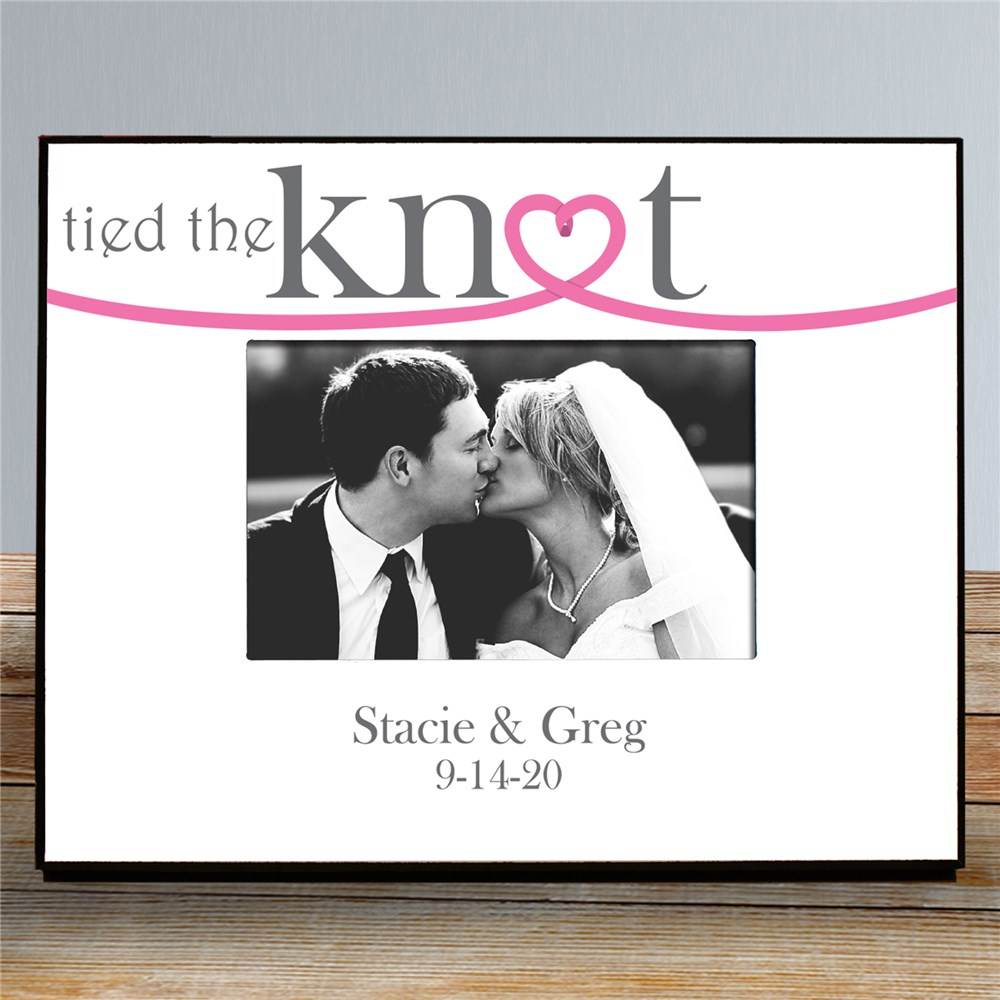 Personalized Wedding Printed Picture Frame | Personalized Picture Frames