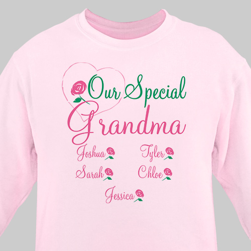 Our Special... Sweatshirt | GiftsForYouNow