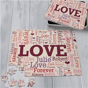 Word-Art Puzzle Gifts | Personalized Puzzles