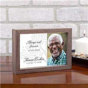 Personalized Memorial Art | Framed Memorial Gift
