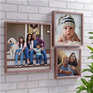 Personalized Photo Pallet Wall Decor