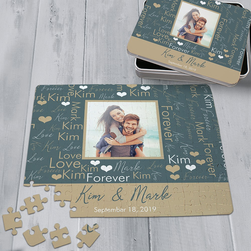 Personalized Valentine's Day Puzzle | Photo Puzzles