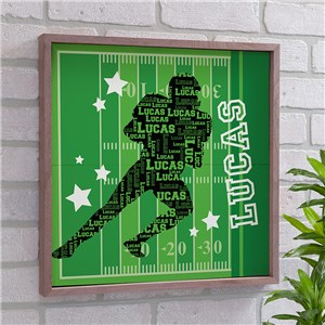 Personalized Kids Room Decor | Sports Kids Room Decor