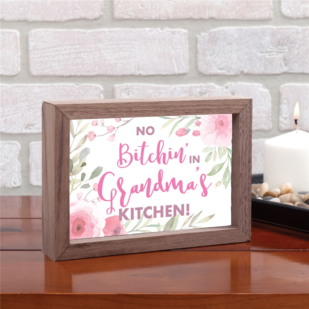 Personalized Mom Gifts | No Bitchin Kitchen