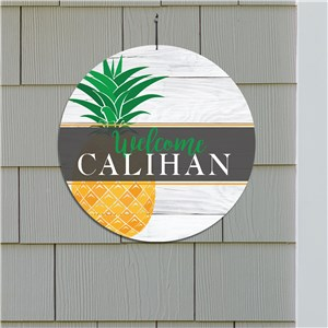 Pineapple Home Decor | Personalized Signs For Home
