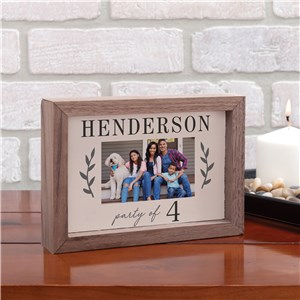 Table Top Sign | Thoughtful Photo Gifts