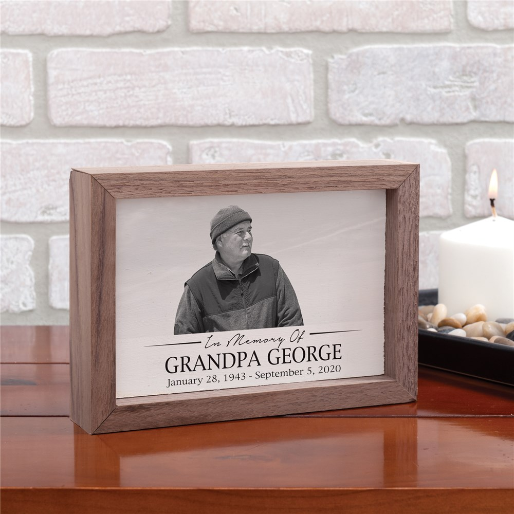 Personalized Memorial Gifts | Memorial Gifts Personalized With Photo