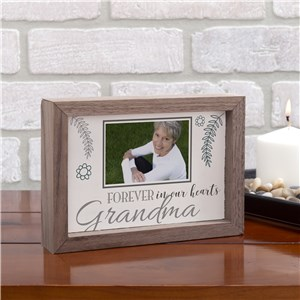 Personalized Forever In Our Hearts Table Top Sign 61494011