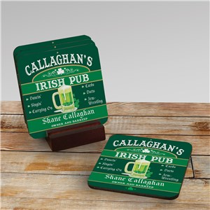 St. Patrick's Day Gifts | Personalized Irish Bar Supplies