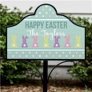 Personalized Yard Signs | Personalized Garden Sign Set
