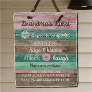 Personalized Gifts for Grandma | Spring Gift Ideas