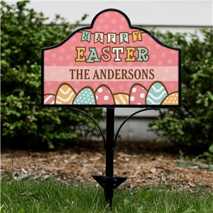 Personalized Easter Signs | Outdoor Home Decor