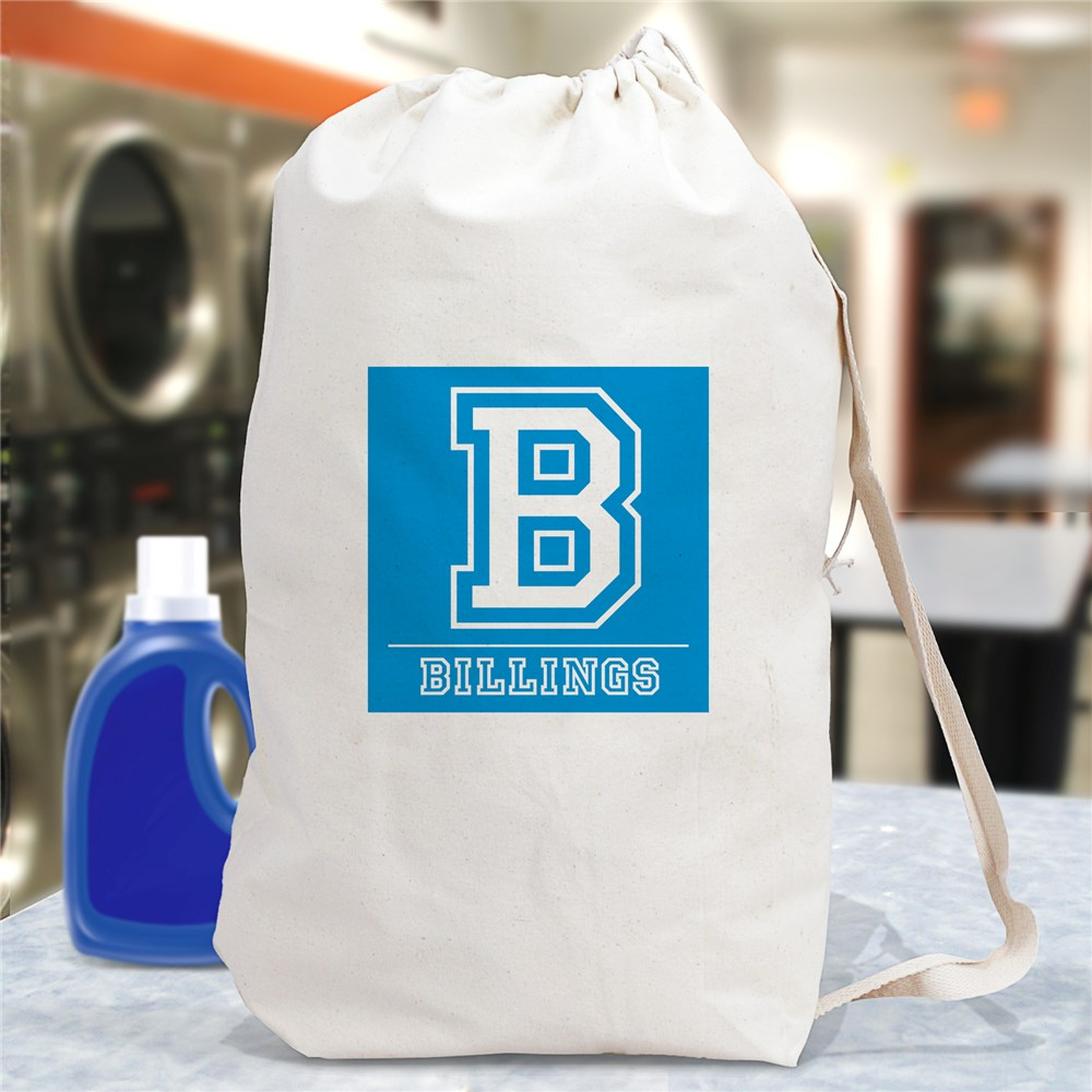 Personalized Laundry Bag 6874882