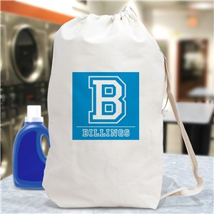 Personalized Laundry Bag | Personalized Gifts