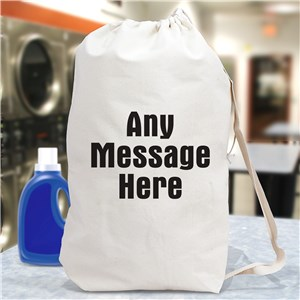 College Laundry Bag | Customized Laundry Bag