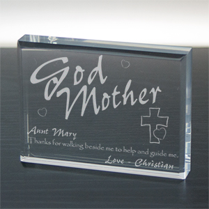 Godmother Keepsake