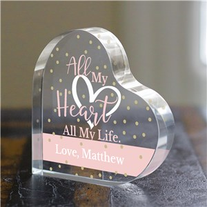 Personalized Valentine's Day Gifts | Valentine's Keepsakes