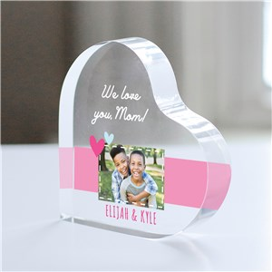 Personalized Mother's Day Gifts | Photo Keepsakes