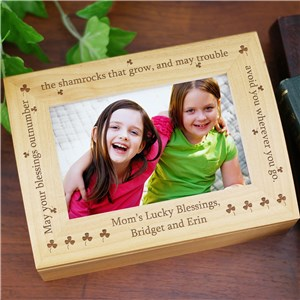 Personalized Memory Box | Personalized Irish Keepsakes